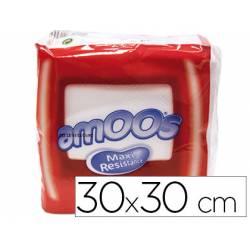 Servilletas de papel Amoos 30x30 cm