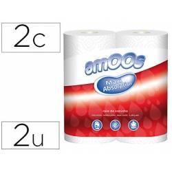 Papel de cocina Amoos 2 capas