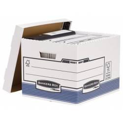 Cajon Fellowes reciclado capacidad 4 cajas archivo Din A4