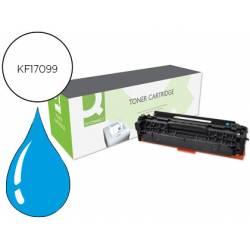 Toner Q-connect Laserjet cian KF17099