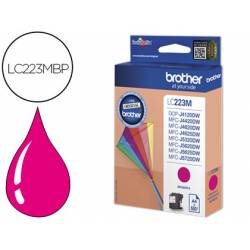 Cartucho Brother LC223M Magenta