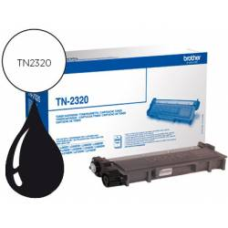 Toner Brother TN2320 Negro