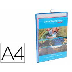 Funda colgante Tarifold vertical Din A4 pack de 5