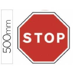Señal vial Syssa stop