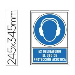 Señal Syssa obligatorio uso proteccion acustica