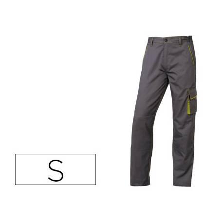 Pantalón trabajo DeltaPlus gris talla S