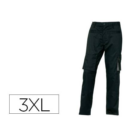 Pantalón trabajo DeltaPlus con forro talla 3XL