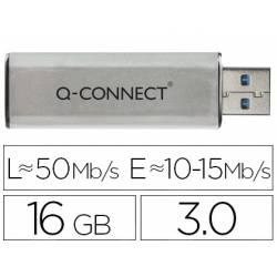 Memoria usb Q-connect flash 16GB