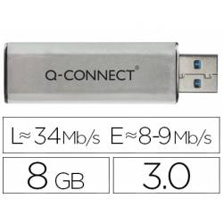 Memoria usb Q-connect flash 8GB