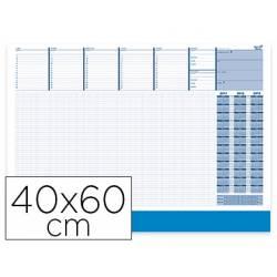 Planning sobremesa semanal Quo Vadis 40x60cm