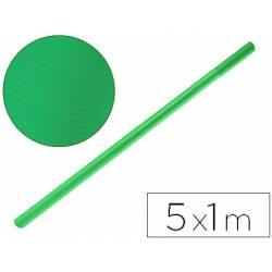 Bobina papel kraft Liderpapel 5 x 1 m verde malaquita
