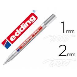 Rotulador Edding 751 Blanco