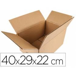 Caja para embalar Q-Connect 40x29x22Cm