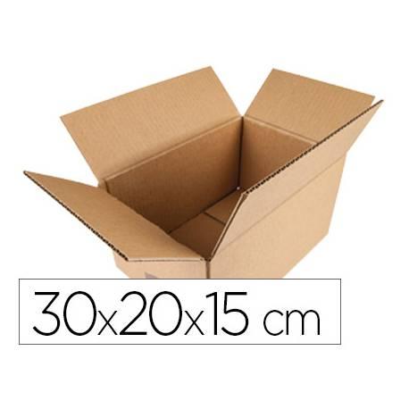Caja para embalar Q-Connect 30x20x15Cm