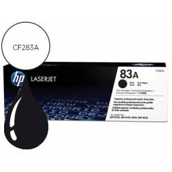Toner HP 83A CF283A color Negro