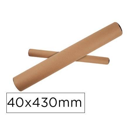 Tubo portadocumentos marca Q-Connect 40x430 mm