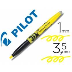 Rotulador Pilot Frixion amarillo