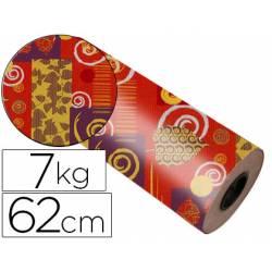 Bobina papel kraft Impresma 62 cm 7 kg 4312