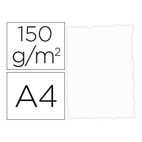 Papel pergamino DIN A4 troquelado Blanco parchment