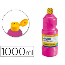 Tempera liquida Giotto magenta 1000 cc