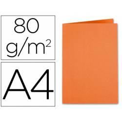Subcarpeta Exacompta din A4 80 g/m2 naranja clementina
