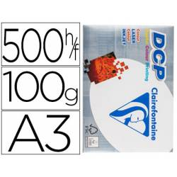 Papel multifuncion laser color DCP Din A3 100 g/m2