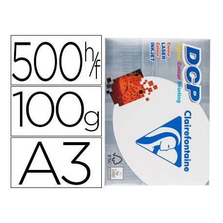 Papel multifuncion laser color DCP Din A3 100 g/m2