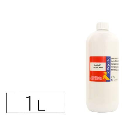 Barniz La Pajarita tapaporos botella de 1000ml
