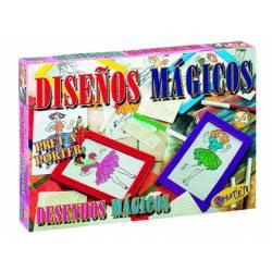 Juego de mesa Diseños magicos Falomir Juegos