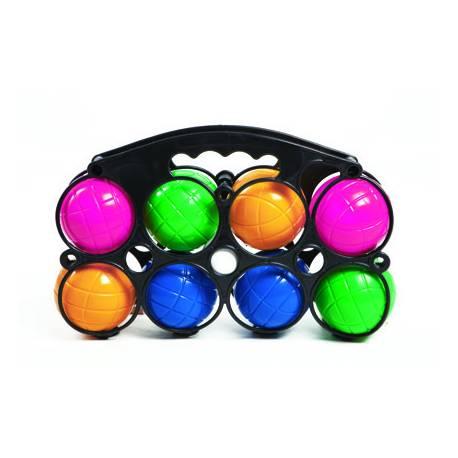 Petanca Plástico 8 bolas con boliche marca Amaya