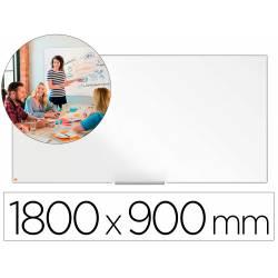 PIZARRA BLANCA NOBO NANO CLEAN IP PRO LACADA MAGNETICA 1800X900 MM