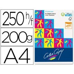 Papel multifuncion Mondi Color Copy A4 200 g/m2 Satinado