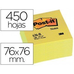 Post-it ® Bloc de notas adhesivas