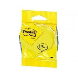 Post-it ® Bloc quita y pon en forma de bocadillo