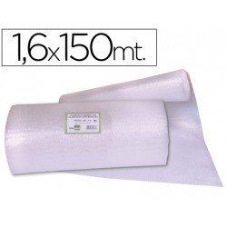 Rollo plástico con burbujas 1,60x150M