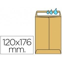 Sobre bolsa Salarios Crema N.3 Liderpapel, 120x176mm