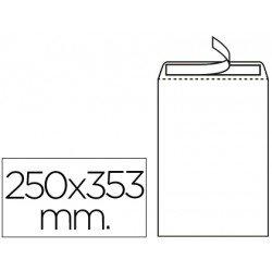 Sobre bolsa blanco Liderpapel Folio prolongado