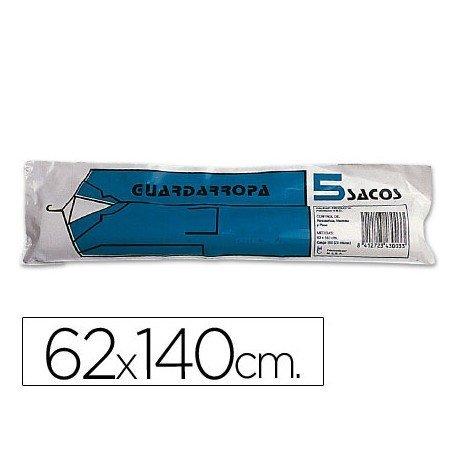 Saco guardarropa 62x140 cm