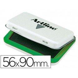 Tampon marca Artline Nº 0 verde