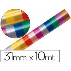 Cinta fantasia colores surtidos 31 mm