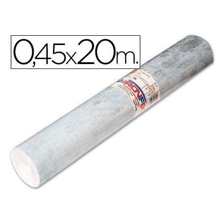 Aironfix Rollo Adhesivo 45cm x 20mt Cristal Nebulosa