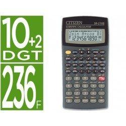 Calculadora Cientifica Citizen SR-270N 12 digitos