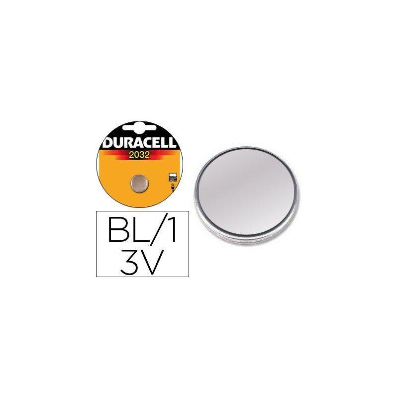 Pila alcalina tipo boton duracell 20milproductos - Tipos de pilas de boton ...