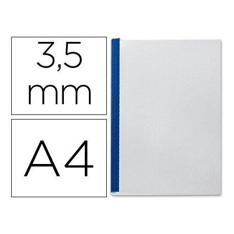 Tapa de Encuadernación Plastico Leitz A4 Azul 10/35 hojas
