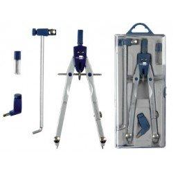 Compas Liderpapel micrometrico bk304