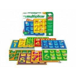 Juego educativo Tablas de multiplicar Diset