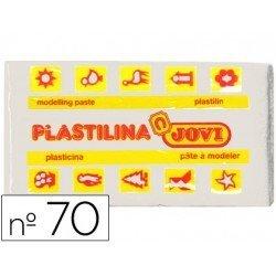 Plastilina Jovi blanco pequeña