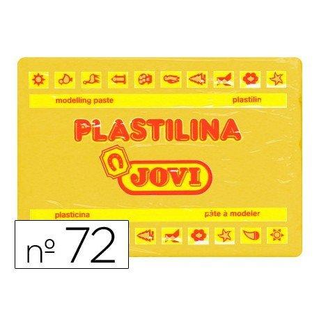 Plastilina Jovi Amarillo oscuro grande