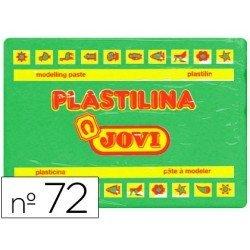 Plastilina Jovi Verde claro grande