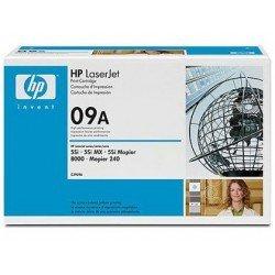 Toner HP 09A Negro C3909A